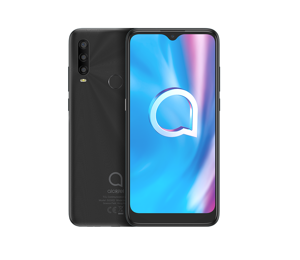ALCATEL SMARTPHONE 1SE DUAL SIM 6,22 ANDROID 10 Q 3GB 32GB POWER GREY