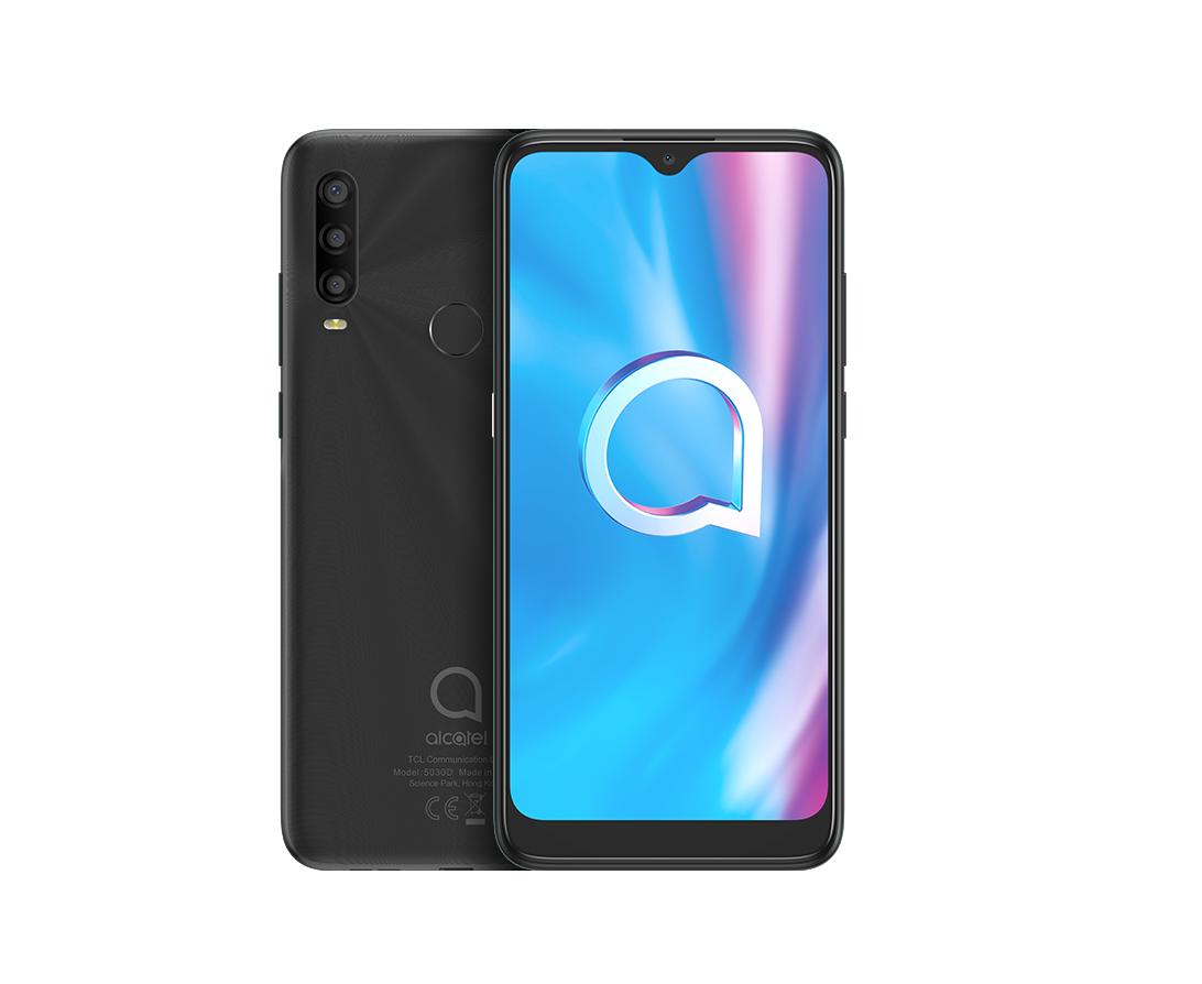 ALCATEL SMARTPHONE 1SE DUAL SIM 6,22 ANDROID 10 Q 4GB 64GB POWER GREY