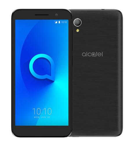 ALCATEL SMARTPHONE 1 2019 4,99 DUAL SIM ANDROID GO EDITION QUAD CORE 8GB MICROSD 32GB VOLCANO BLACK