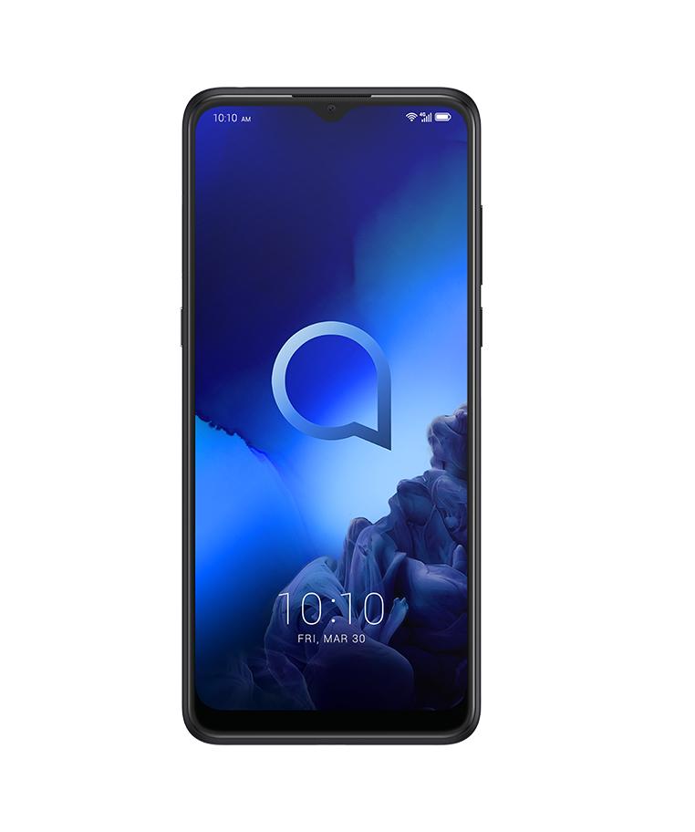 ALCATEL SMARTPHONE 3X 2020 DUAL SIM 6,52 ANDROID 10 Q 4GB 64GB JEWELRY BLACK