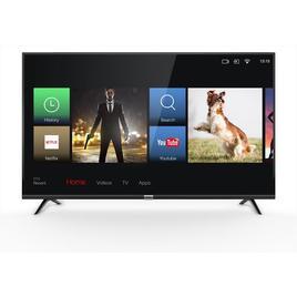 TCL TV 50 DIRECT LED  UHD SMART TV3 HDMI 2.0 LINUX BLACK