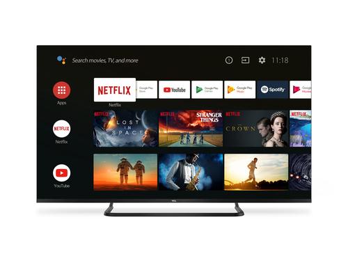 TCL TV 50 4K UHD ULTRA SOTTILE CON HDR PRO E ANDROID TV DVB-T2/C/S2