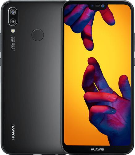 HUAWEI SMARTPHONE P20 LITE BLACK 64GB OCTA CORE