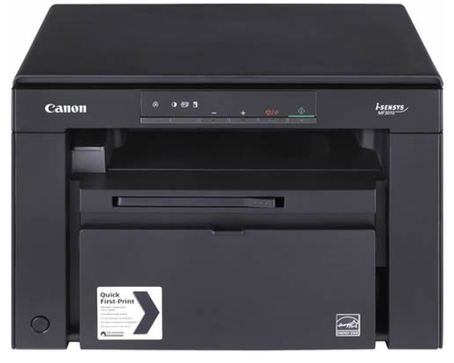 CANON MULTIF. LASER MF3010 A4 B/N 18PPM USB 3IN1  BUNDLE KIT 2 TONER AGGIUNTIVI CRG725 INCLUSI