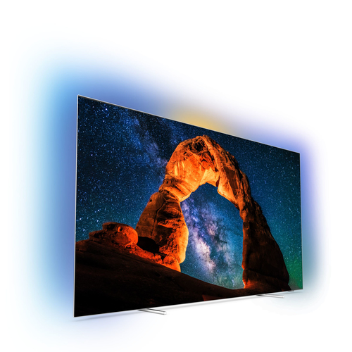 Philips Android TV OLED UHD 4K ultra sottile 55OLED803/12 LED TV