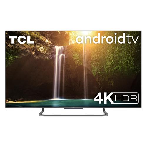 TCL TV 55 4K ULTRA SLIM CON HDR PRO E ANDROID TV NERO