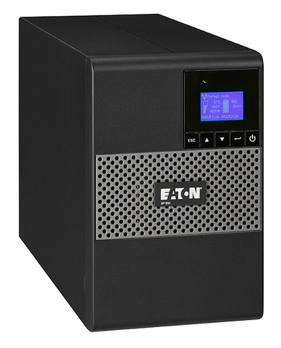 EATON 5P 650I 650VA/420W 4 X IEC 10A