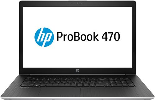 HP NB 470 G5 I7-7500 8GB 256GB SSD 17,3 GT 930 MX 2GB WIN 10 PRO