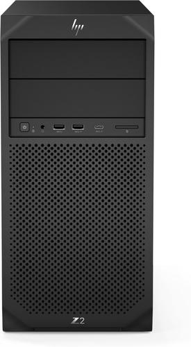HP PC WKS Z2 G4 T XEON QUAD-CORE E-2124G 32GB 512GB WIN 10 PRO