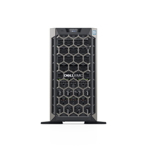 DELL TECHNOLOGIES DELL T640   4210R   16GB   480GB SSD   H730P RAID CONTROLLER   3YR NBD