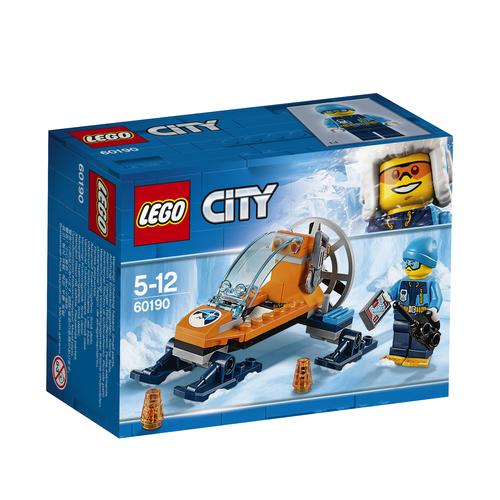 LEGO CITY: MINI-MOTOSLITTA ARTICA