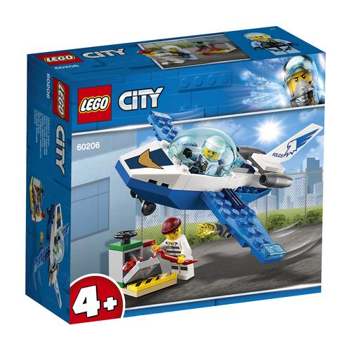LEGO CITY: PATTUGLIAMENTO DELLA POLIZIA AEREA
