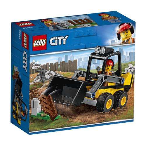 LEGO CITY: RUSPA DA CANTIERE
