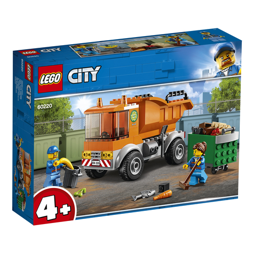 LEGO CITY: CAMION DELLA SPAZZATURA