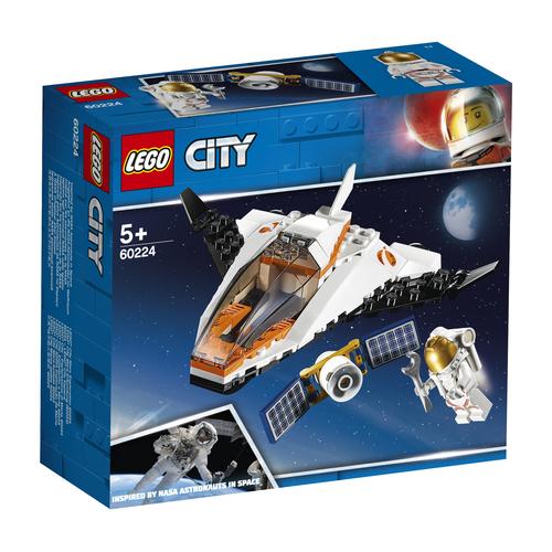 LEGO CITY: MISSIONE DI RIPARAZIONE SATELLITARE