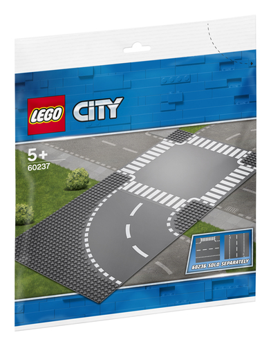 LEGO CITY: CURVA E INCROCIO