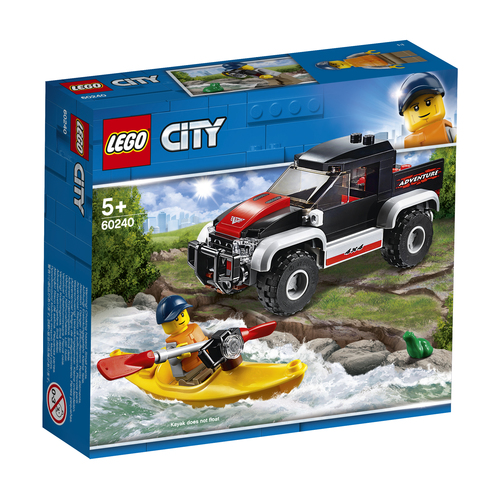 LEGO CITY: AVVENTURA SUL KAYAK