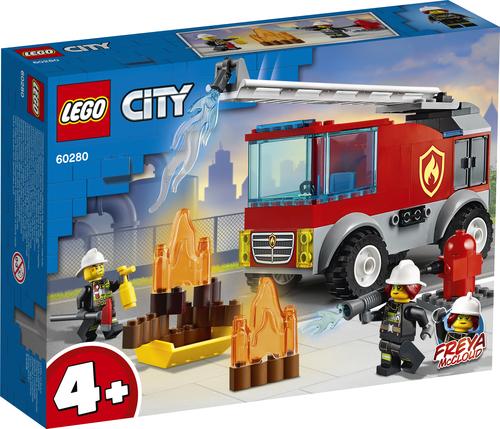 LEGO CITY - AUTOPOMPA CON SCALA