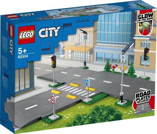 LEGO CITY - PIATTAFORME STRADALI