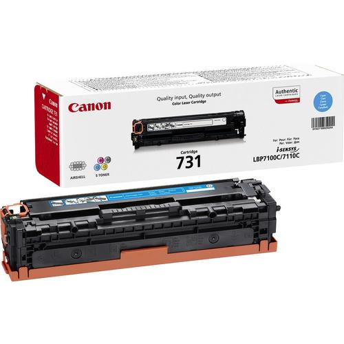 CANON TONER CIANO 731C PER LBP7100CN/7110CW