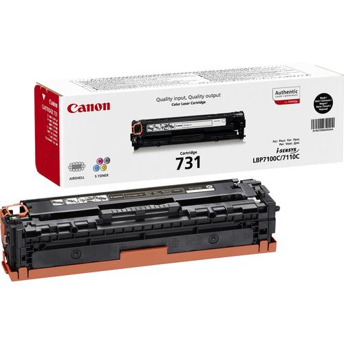 CANON TONER NERO 731BK PER LBP7100CN/7110CW
