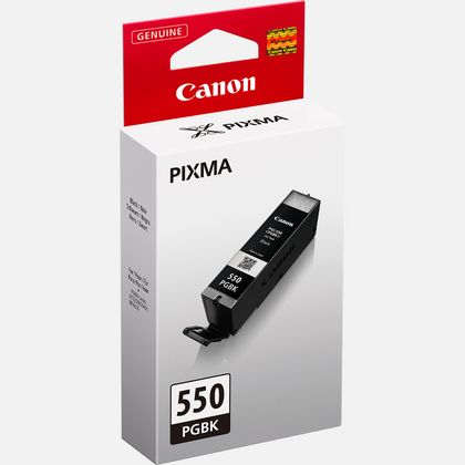 CANON CART. INK NERO PGI-550BK