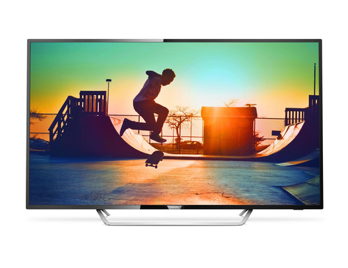 Philips 6000 series Smart TV LED ultra sottile 4K 65PUS6162/12