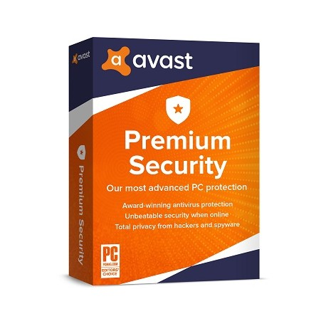 AVAST PREMIUM SECURITY RINNOVO