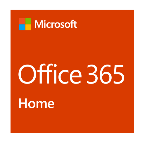 MICROSOFT OFFICE 365 HOME ITA WIN/MAC SUB 1YR BOX PACK 5 DEVICES