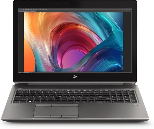HP NB ZBOOK 15 G6 I7-9750 16GB 512GB SSD T1000 4GB 15,6 WIN 10 PRO