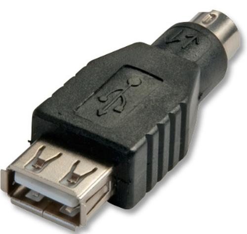 LINDY ADATTATORE USB A PORTA PS 2