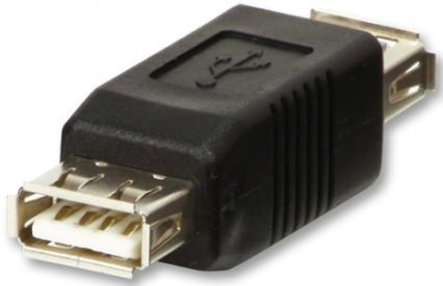 LINDY ADATTATORE USB TIPO A FEMMINA / TIPO A FEMMINA