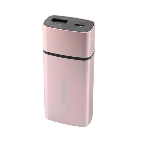 INTENSO POWER BANK 5200MAH USB A 5V - 1.0A ROSE