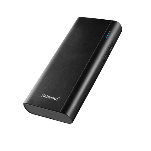 INTENSO POWER BANK 10000MAH 2x USB A 5V - 2.1A BLACK