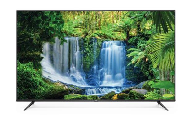 TCL TV 75 4K SLIM CON HDR ETCL TV 75 4K SLIM CON HDR E ANDROID TV NERO