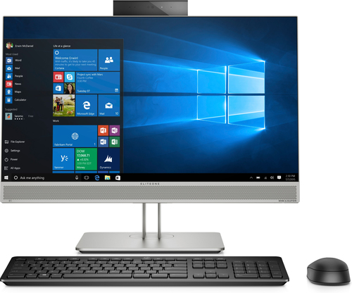 HP PC AIO 800 G5 I7-9700 8GB 512GB SSD 23,8 DVD-RW WIN 10 PRO