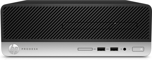 HP PC PRODESK 400 G6 SFF I3-9100 8GB 256GB SSD WIN 10 PRO
