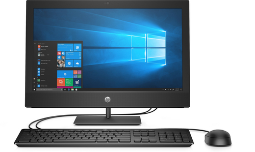 HP PC AIO 400 G5 20 NT I5-9500T 8GB 256 GB SSD DVD-RW WIN 10 PRO