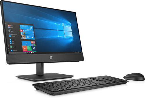 HP PC AIO 600 G5 I5-9500 8GB 256GB SSD 21,5 TOUCH WIN 10 PRO