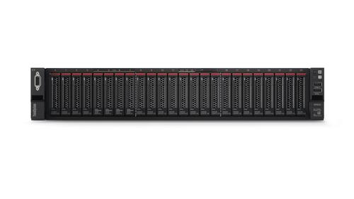 LENOVO SR650 XEON SILVER 4208 (8C 2.1GHZ 11MB CACHE/85W) 32GB 2933MHZ (1X32GB  2RX4 RDIMM)  NO BACKPLANE  NO RAID  1X750W  XCC ENTERPRISE  TOOLESS