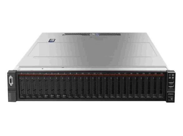 LENOVO SR650 XEON SILVER 4215R (8C 3.2GHZ 11MB CACHE/130W) 32GB 2933MHZ (1X32GB  2RX4 RDIMM)  NO BACKPLANE  NO RAID  1X750W  XCC ENTERPRISE  TOO