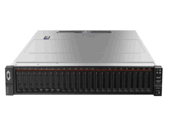 LENOVO SR650 XEON SILVER 4208 (8C 2.1GHZ 11MB CACHE/85W) 32GB 2933MHZ (1X32GB  2RX4 RDIMM)  O/B  930-8I  1X750W  XCC ENTERPRISE  TOOLESS RAILS