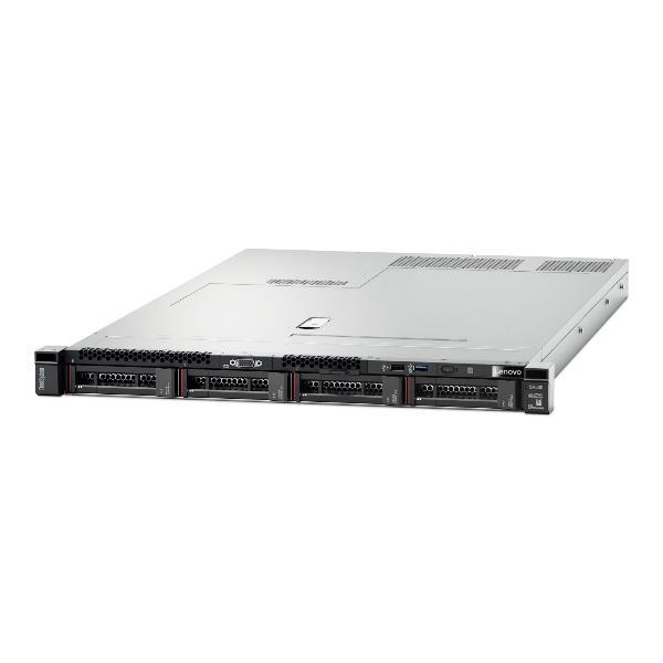 LENOVO SR530 XEON SILVER 4208 (8C 2.1GHZ 11MB CACHE/85W) 32GB 2933MHZ (1X32GB  2RX4 RDIMM)  O/B  NO RAID  1X750W  XCC ENTERPRISE  TOOLESS RAILS