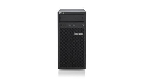 LENOVO ST50 XEON E-2224G (4C 3.5GHZ 8MB CACHE/71W)  SW RAID  2X1TB SATA  1X8GB  250W  SLIM DVD-RW  1 YEAR WARRANTY