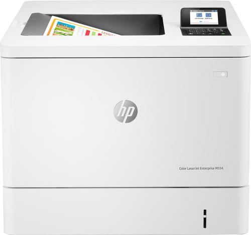 HP STAMPANTE LASER JET ENT. M554DN COLORE A4 33PPM FRONTE/RETRO AUTOMATICO, USB/LAN