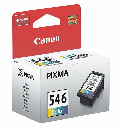 CANON CART. INK COLORE CL-546 PER MG2450 MG2550