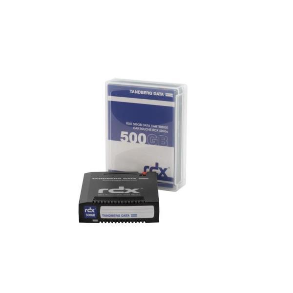 TANDBERG CARTUCCIA RDX ANALOGICO BACKUP 500GB