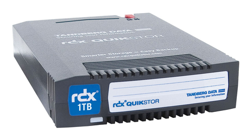 TANDBERG CARTUCCIA RDX ANALOGICO BACKUP 1TB