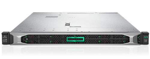 HEWLETT PACKARD ENTERPRISE HPE DL360 GEN10 6130 2P 64G 10NVME SVR