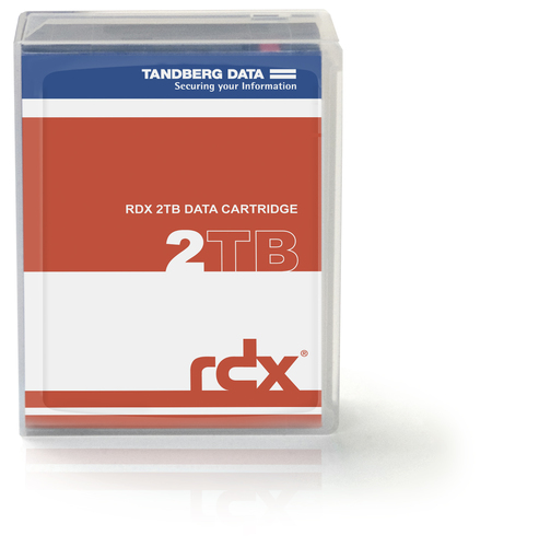 TANDBERG CARTUCCIA RDX ANALOGICO BACKUP 2TB
